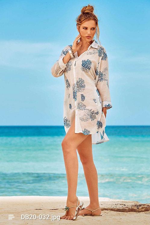 David Tropicana Maderia Dress