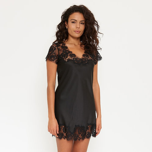 Lingadore Black Adventure Dress
