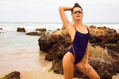 Gottex Blue Marine Swimsuit