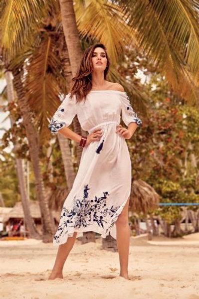 Iconique Secret Garden Dress