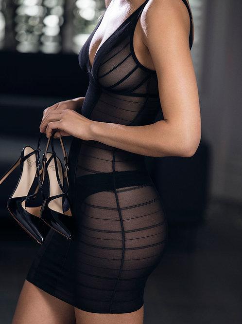 Wacoal Sexy Shaping Black Dress