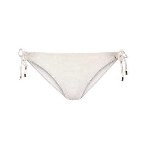 Beachlife Whisper White Tie Bikini Bottom