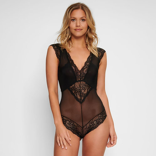 Lingadore Laurel Lace Mesh Body