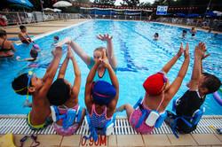 לימודי שחייה לילדים מגיל 6