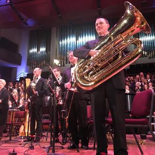 NSO Brass with Washington Chorus