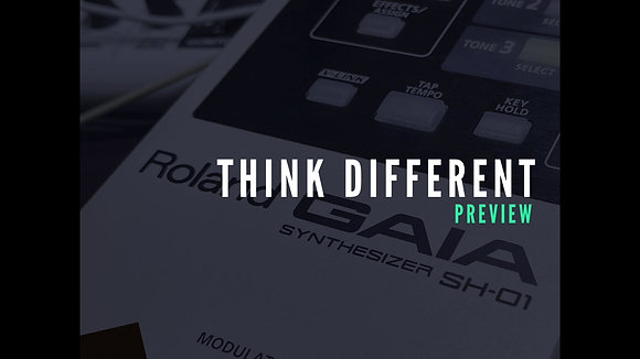 Think Different (120bpm)
