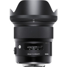 Sigma ART 24mm - £628