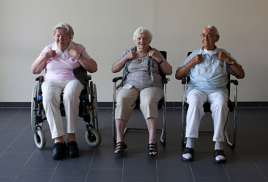 Senioren Shiatsu ZEST Alzenau