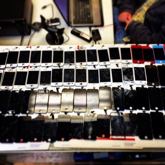 Phone screens anyone _