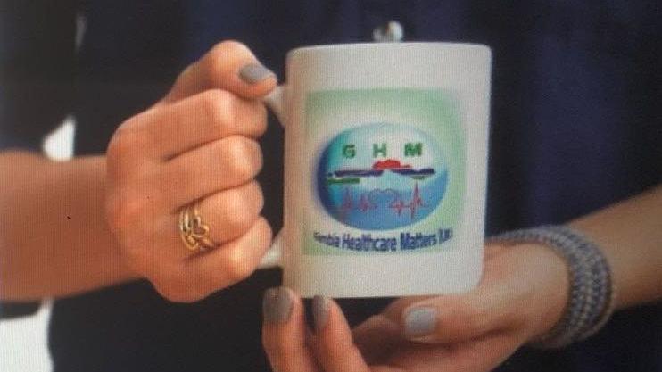GHM Mug