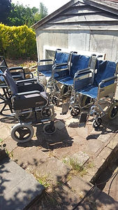 Mobility Equipment for donation to Gambian hospital