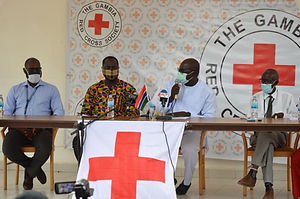 The Gambia Red Cross Society