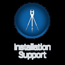 Installation support