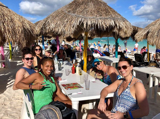 Day outting in Tulum, Mexico