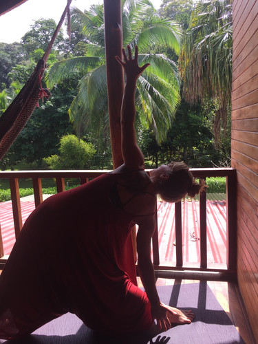 You, Yoga and the jungle