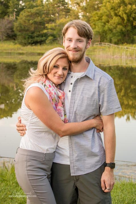 Farmington Hills Family Photographer