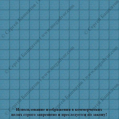 Квадрат 100х100 (синий)
