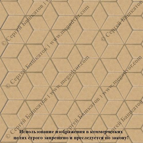 Ромб Жёлтый