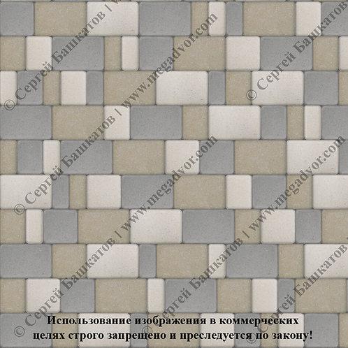 Старый Город Максимум (серый, хаки, белый)
