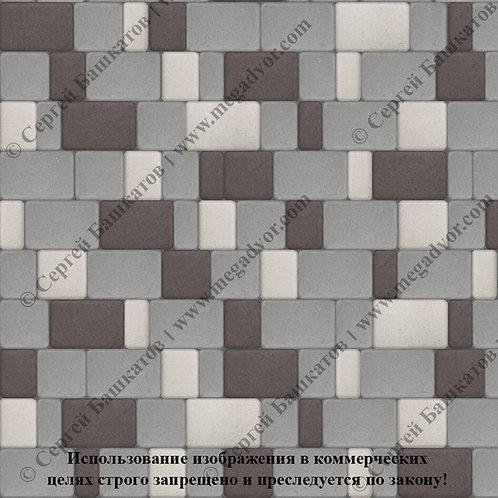 Старый Город Стандарт (серый, коричневый, белый)