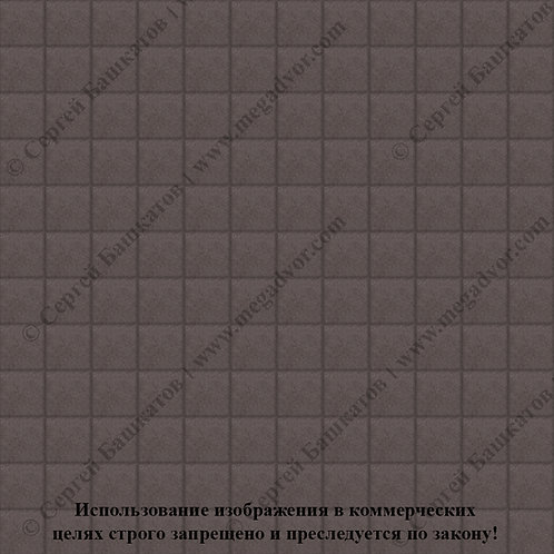 Квадрат 100х100 (коричневый)