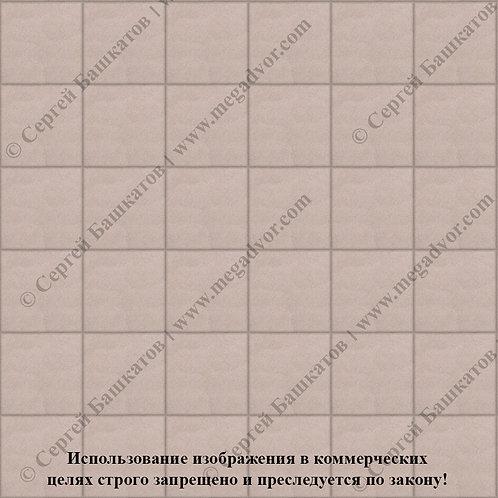 Квадрат 200*200 мм (бежевый)