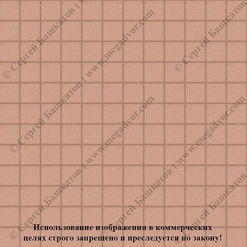 Квадрат 100х100 (оранжевый)