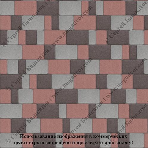 Старый Город Максимум (серый, красный, коричневый)
