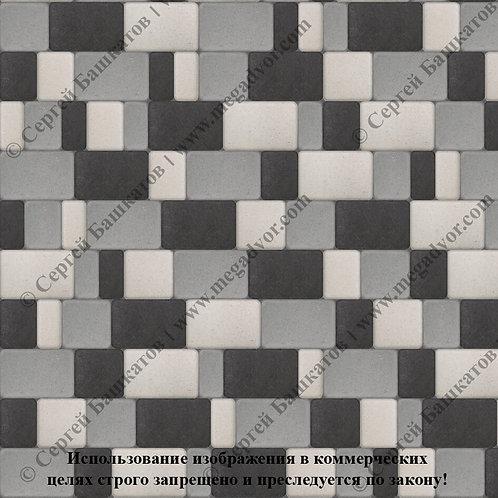 Старый Город Максимум (серый, белый, чёрный)