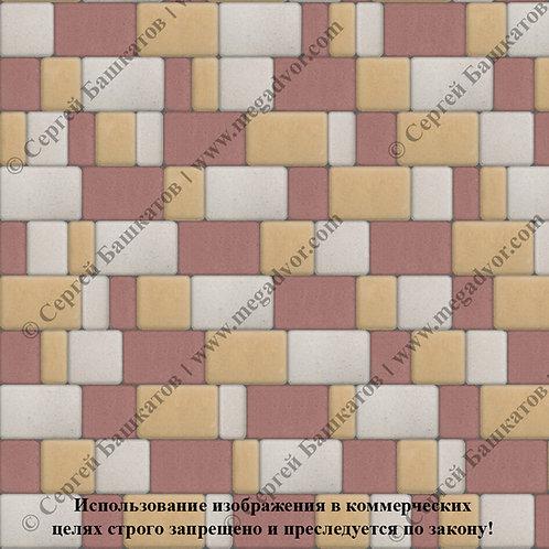 Старый Город Максимум (красный, белый, жёлтый)