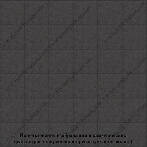 Квадрат 200*200 мм (чёрный)