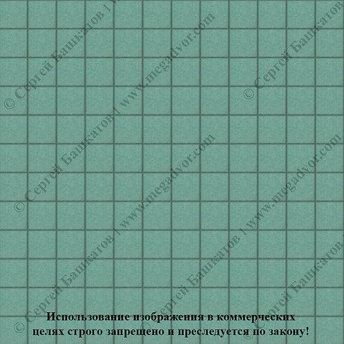 Квадрат 100х100 (зелёный)