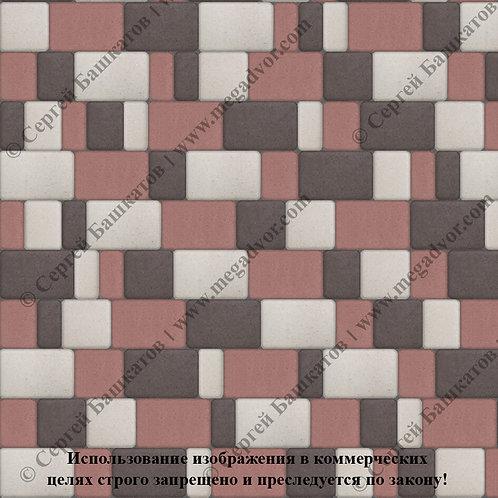 Старый Город Максимум (белый, красный, коричневый)