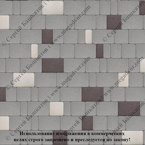 Старый Город Эконом (серый, белый, коричневый)