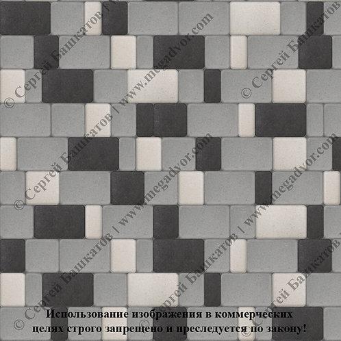 Старый Город Стандарт (серый, чёрный, белый)