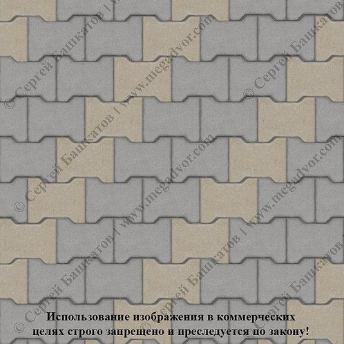 Катушка Стандарт (серый, хаки)