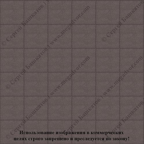 Квадрат 200*200 мм (коричневый)