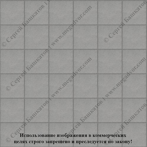 Квадрат 200*200 мм (серый)