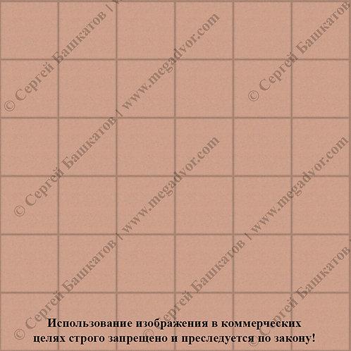 Квадрат 200*200 мм (оранжевый)