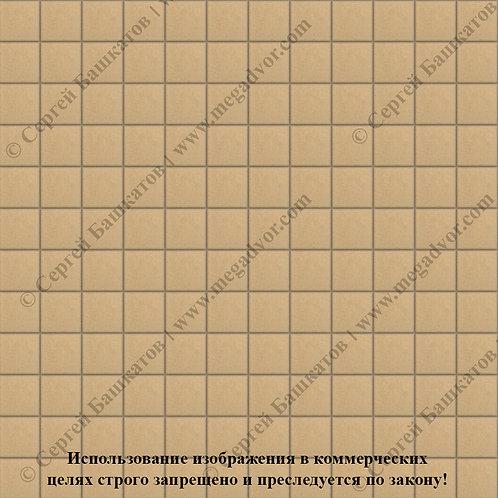 Квадрат 100х100 (жёлтый)