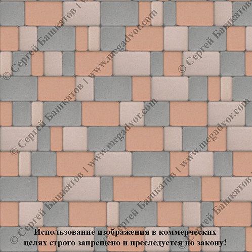 Старый Город Максимум (серый, бежевый, оранжевый)
