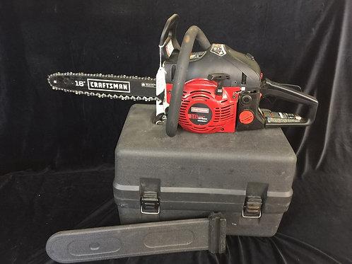 Craftsman 16 inch Chainsaw