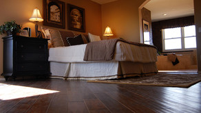 HOW TO DEAL WITH SCRATCHED HARDWOOD FLOORS
