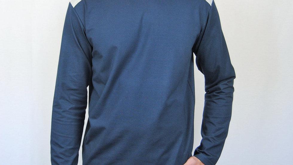 Tshirt CHICAGO bleu