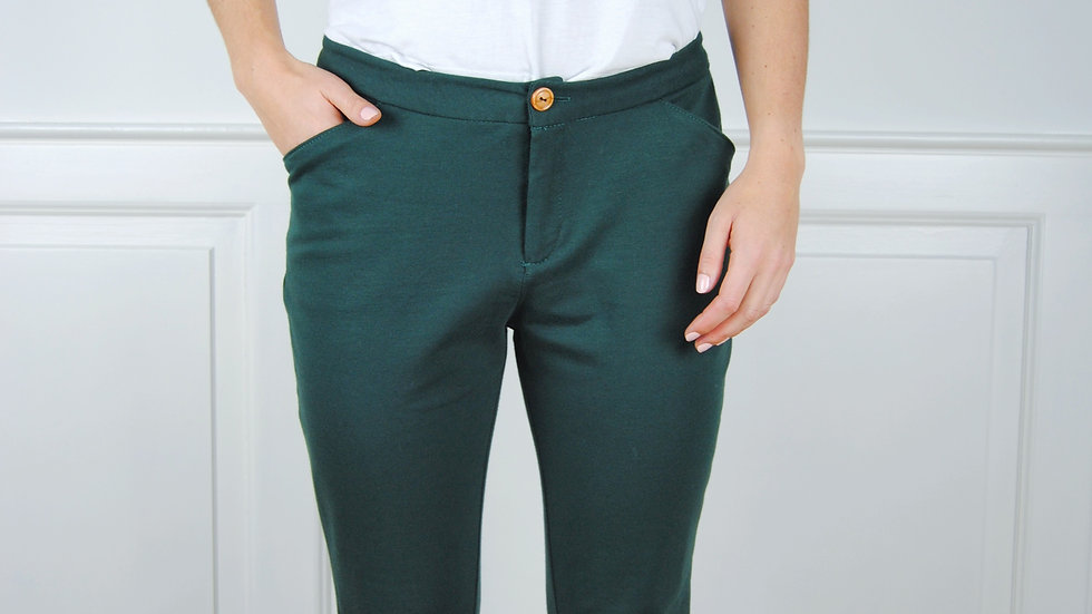 Chino BABORD femme