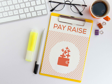 Helpful Hints When Asking for a Raise