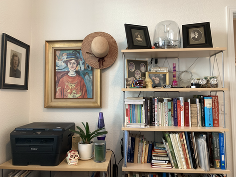 The Work at Home 'Workplace'