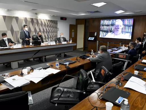 CPI da Pandemia ouve o ex-ministro Nelson Teich nesta quarta-feira