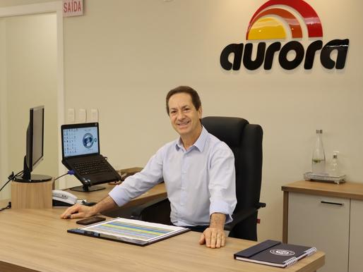 Aurora assume hoje as operações avícolas da Agrodanieli