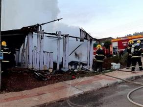 Polícia indica que família já estava morta quando casa pegou fogo em São Domingos